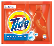 Load image into Gallery viewer, Tide Liquid Detergent Brilliant Whites (Assorted Sizes)