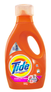 Tide Liquid Detergent  Sparkling Fresh (Assorted Sizes)