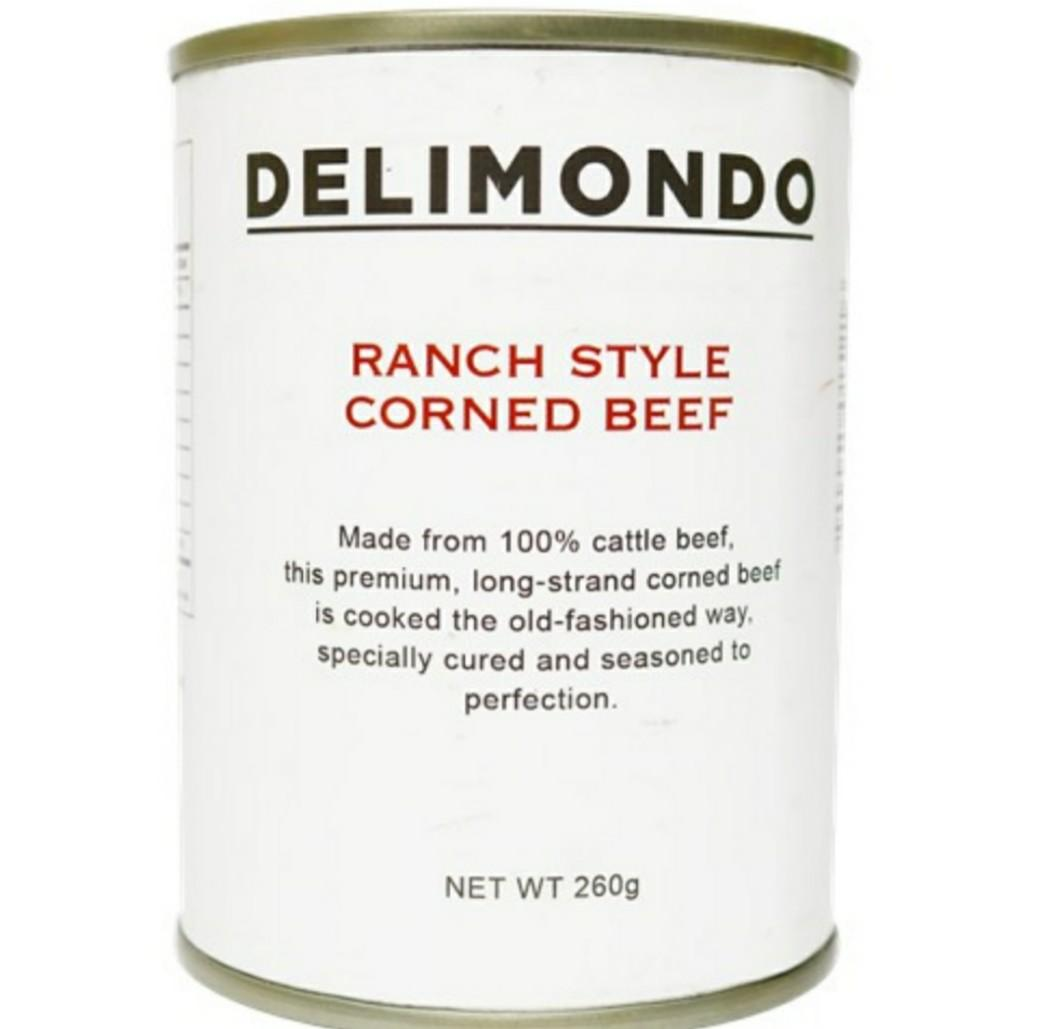 Delimondo Corned Beef Ranch 260g