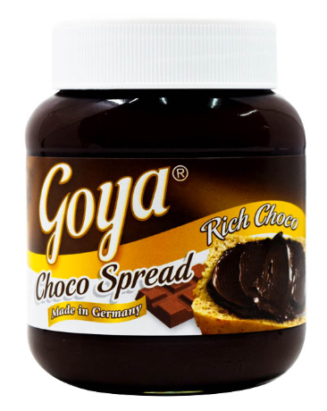 Goya Chocolate Spread 400g (Assorted Flavors)