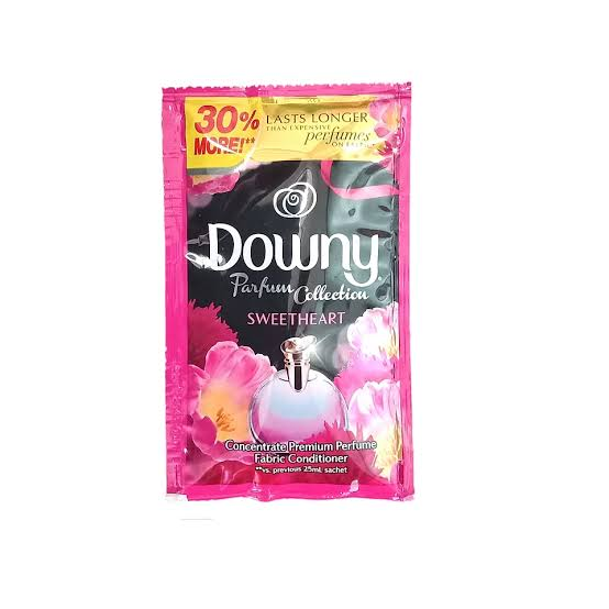 Downy Fabric Conditioner Sweetheart (Vaious Sizes)