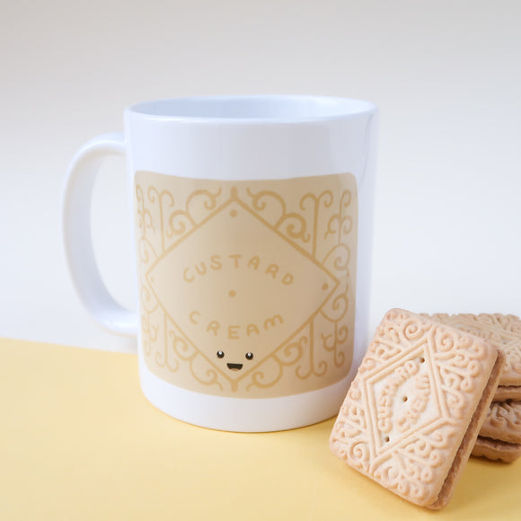 Custard Cream - Classic Biscuit mug