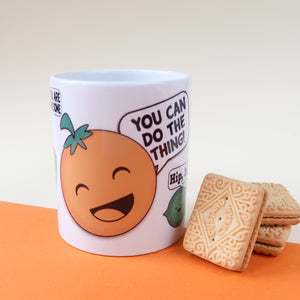 Positive Punnet - Mug of Positivity - YOU CAN DO THE THING