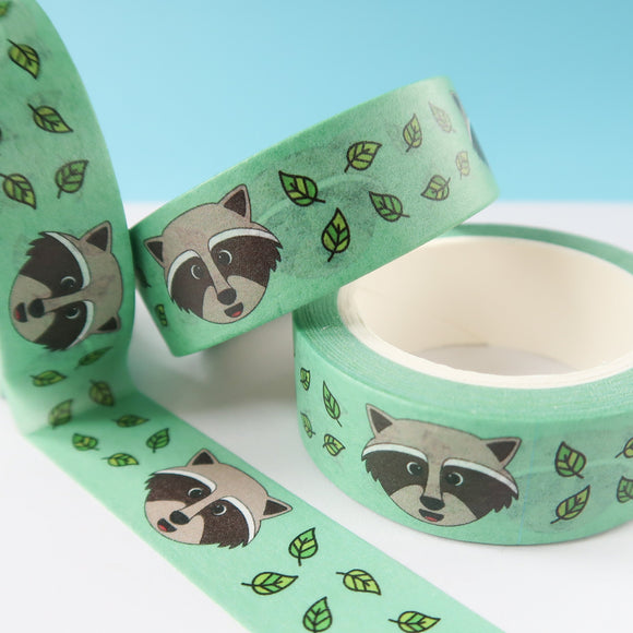 Raccoon Washi Tape