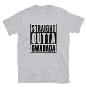 T-Shirt Straight Outta Gwadada