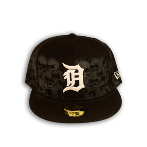 Catacombs Fitted Hat Tigers