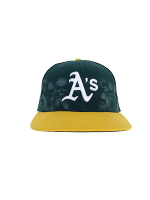 Catacombs Fitted Hat - Oakland
