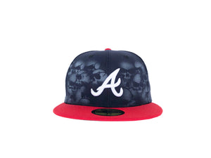 Catacombs Fitted Hat Braves