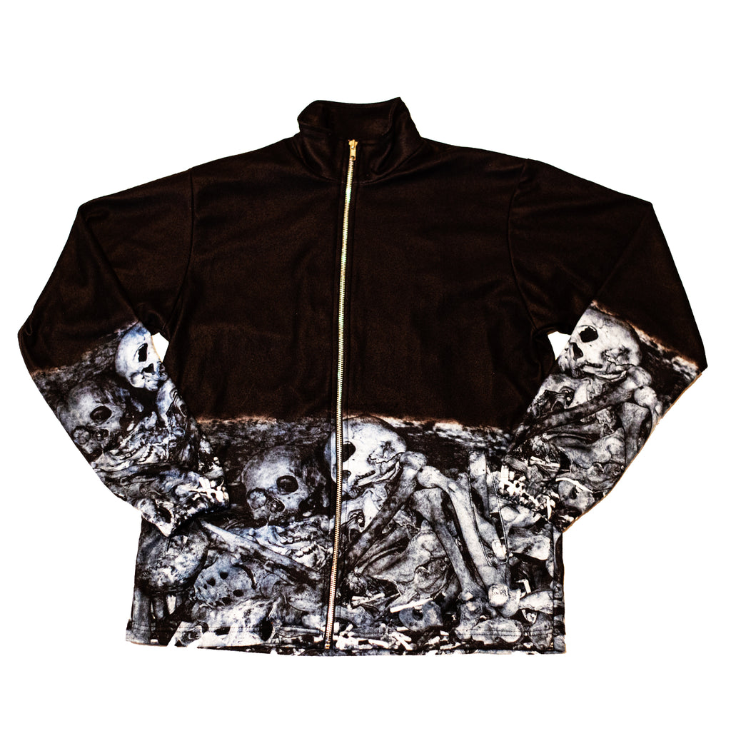 Catacombs/Fearmonger Skull Pile Fleece