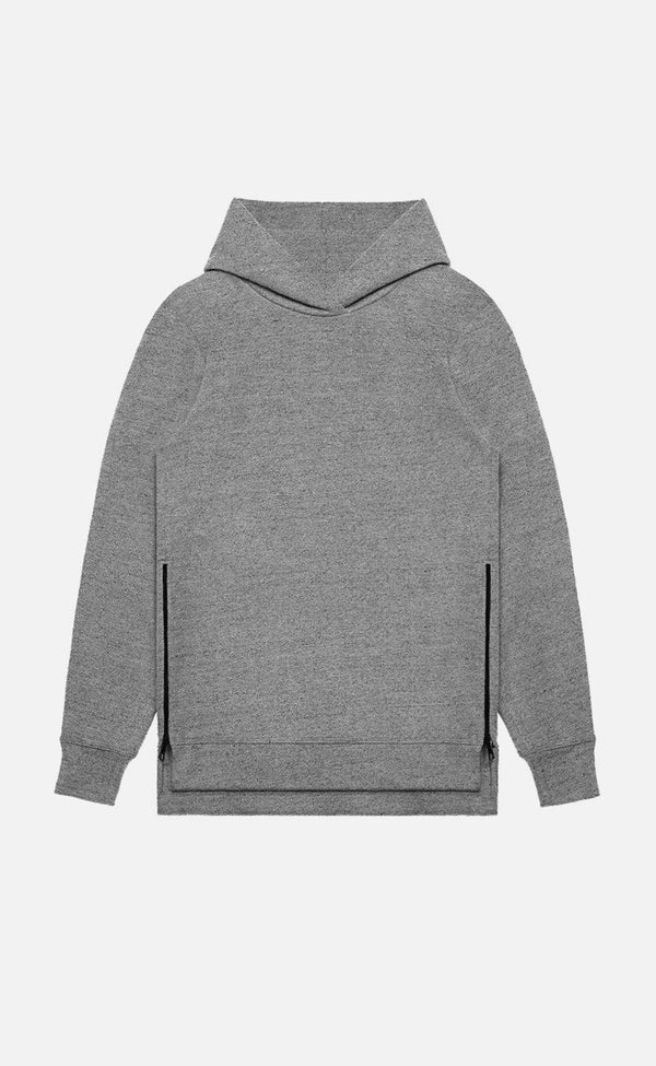 DARK GREY HOODED VILLAIN