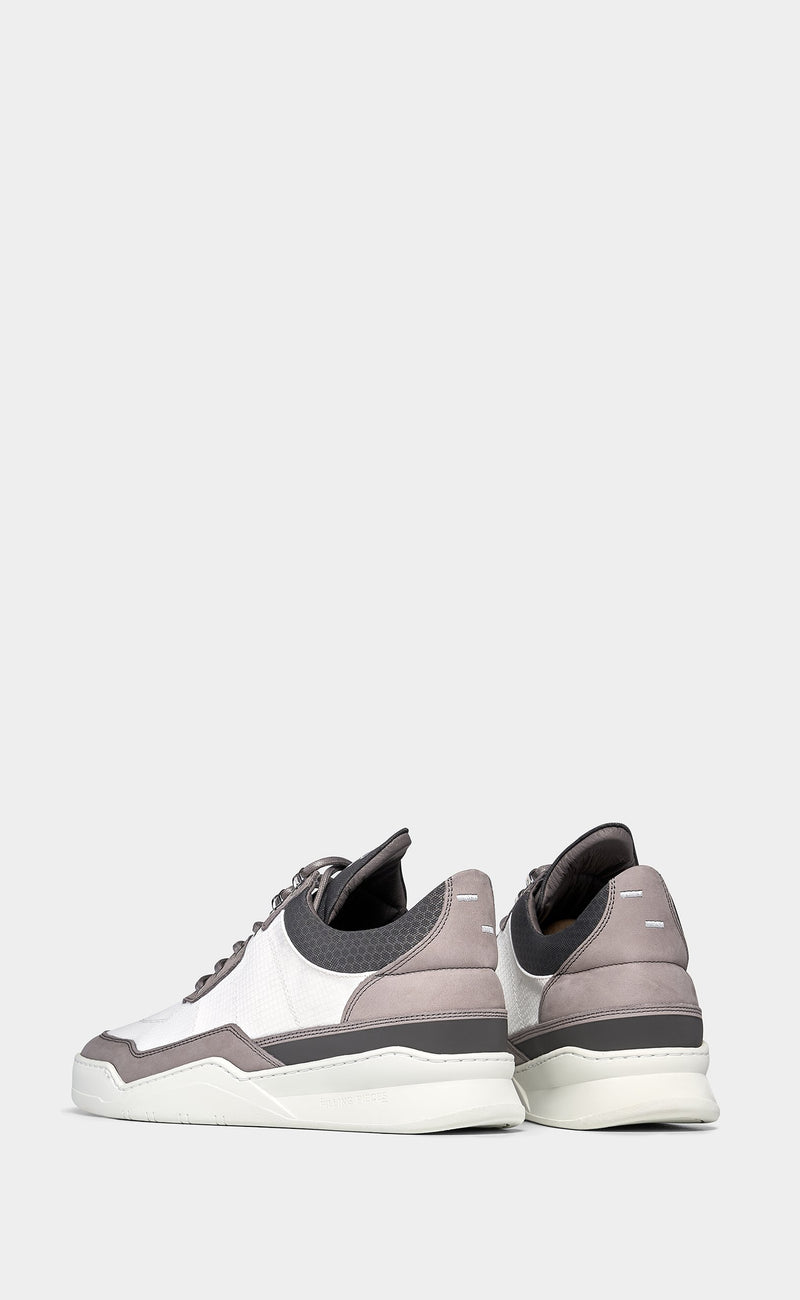 Low Top Ghost Radar Grey
