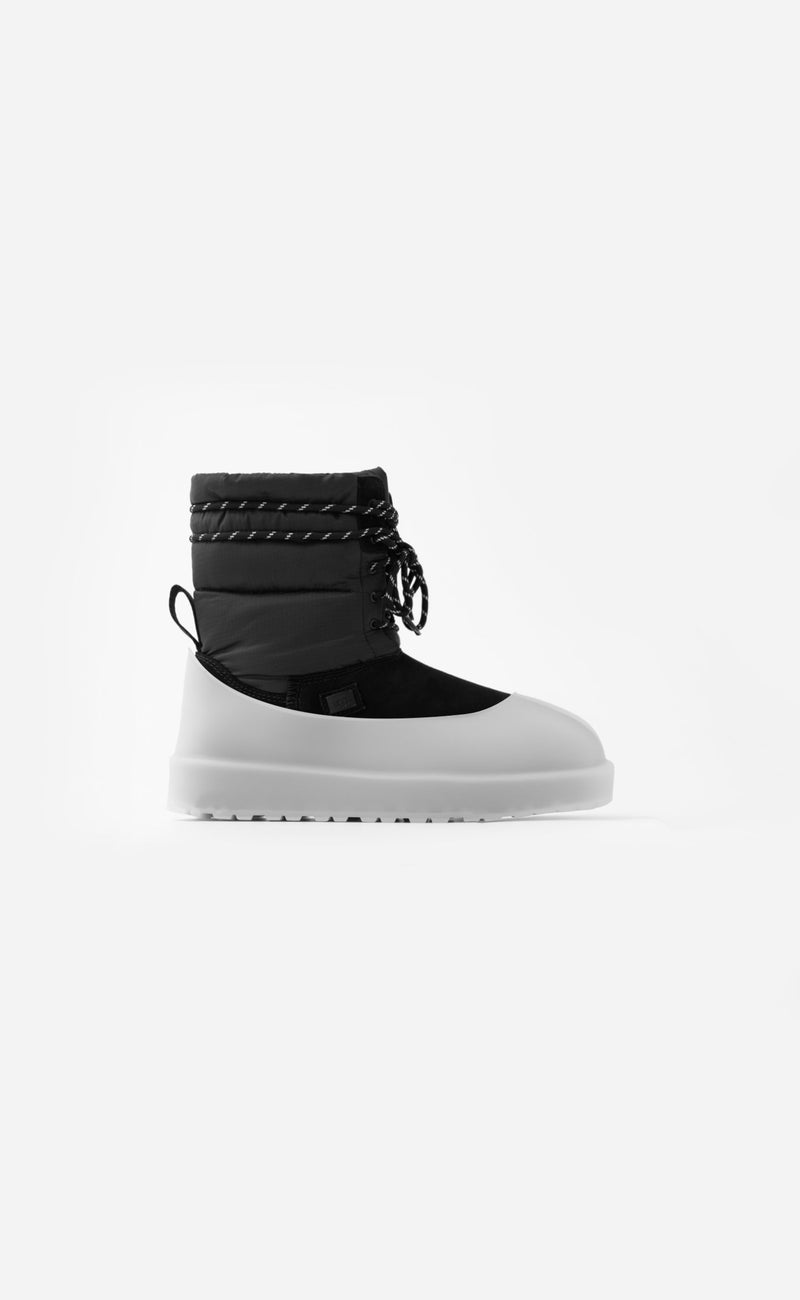UGG x Stampd Lace Up Black