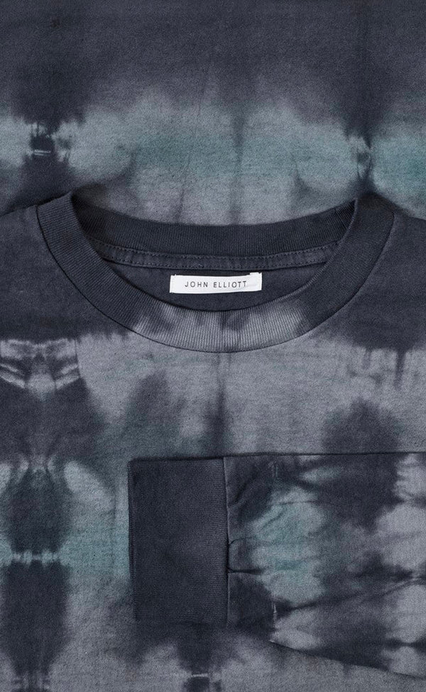 LS UNIVERSITY TEE SURFACE	TIE DYE
