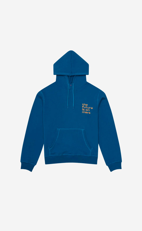 Lunar Hoodie Heather Blue