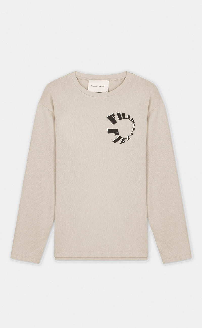Grey Graphic Longsleeve FP