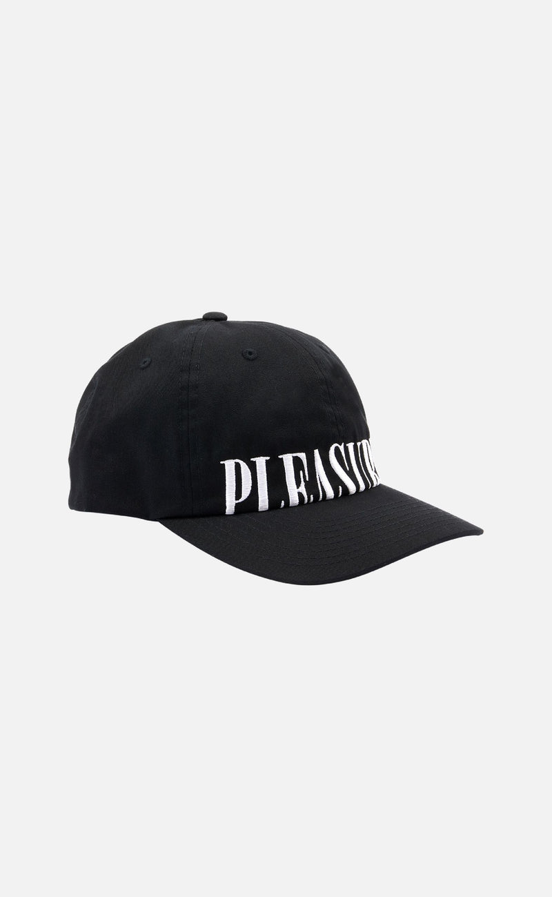 BLACK DOME LOW PROFILE SNAPBACK HAT