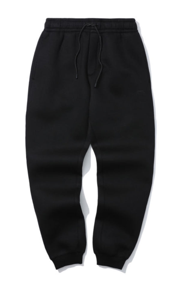Stacked Logo Neoprene Blend Sweatpant