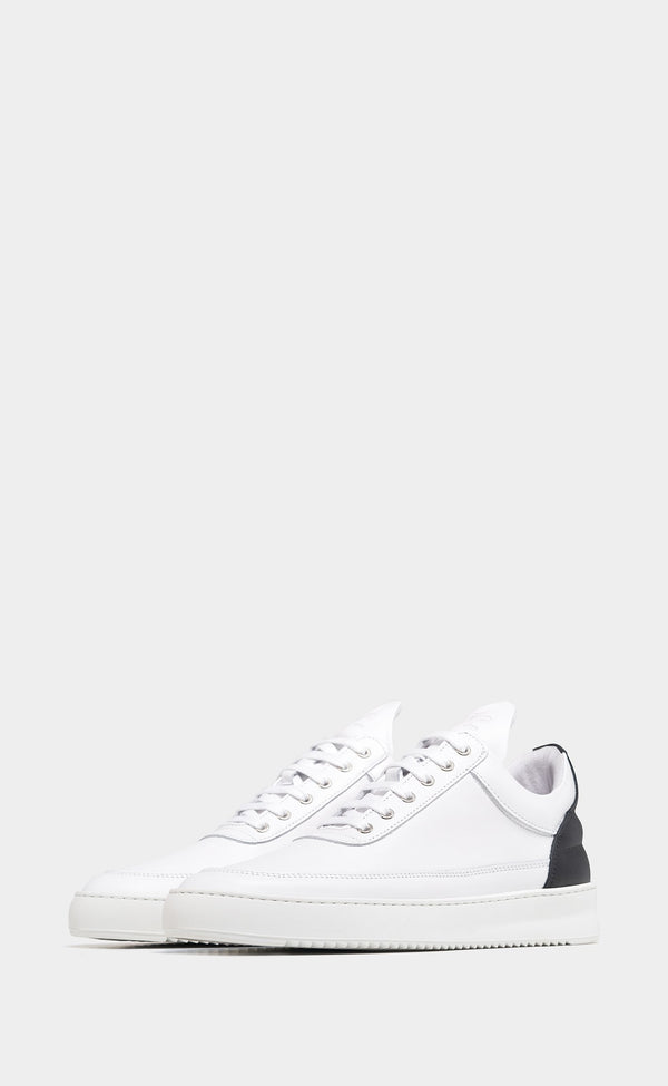 Ripple Nappa White-W