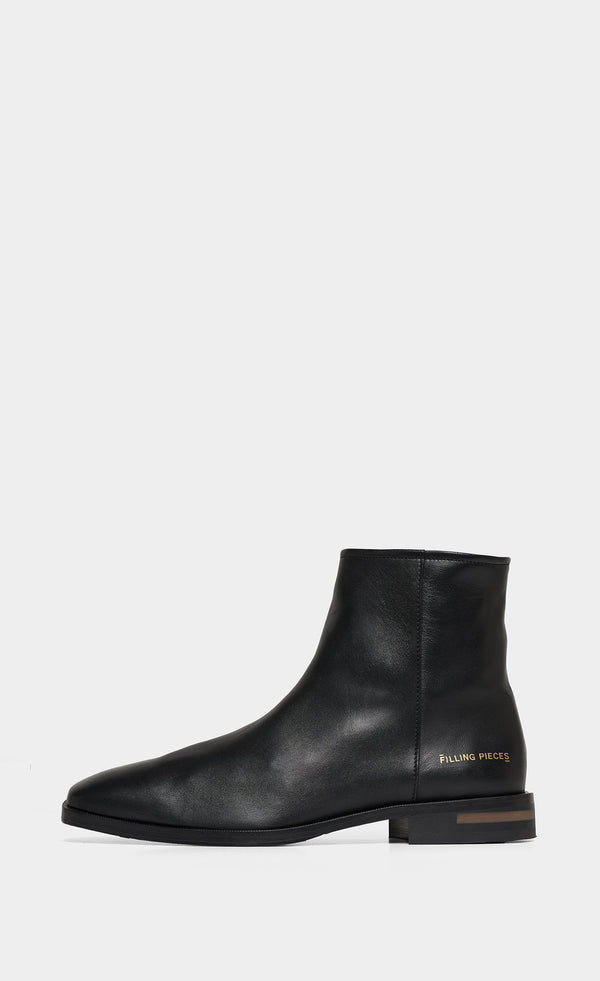 Western Boot All Black