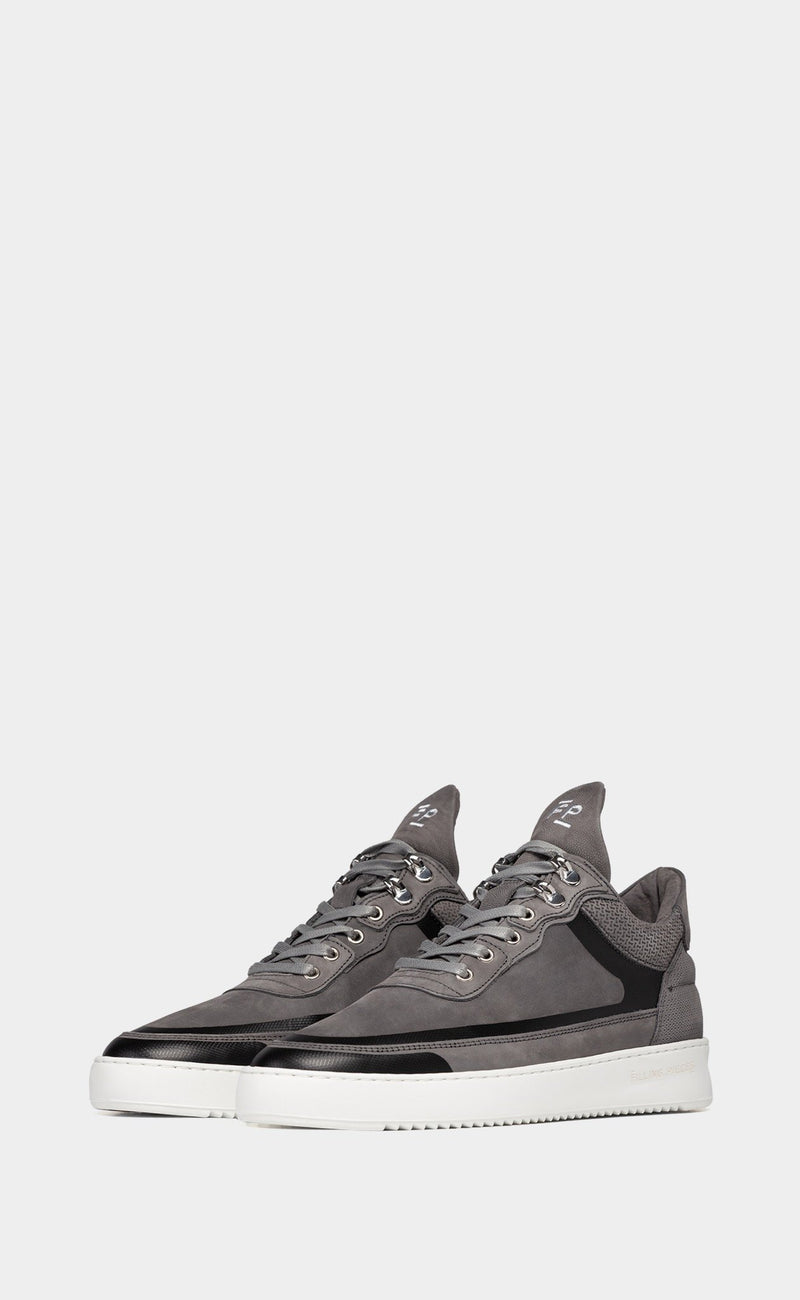 Low Top Ripple Meta Grey