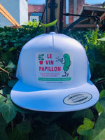 Load image into Gallery viewer, Vin Papillon 5 Panel Trucker Pickle Cap