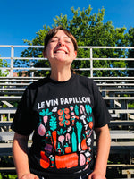 Load image into Gallery viewer, Vin Papillon Tardif T-Shirt