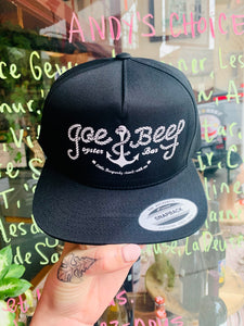 Joe Beef Rope Logo Hat