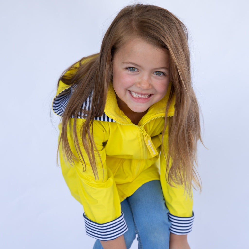 Yellow Raincoat Kids Online