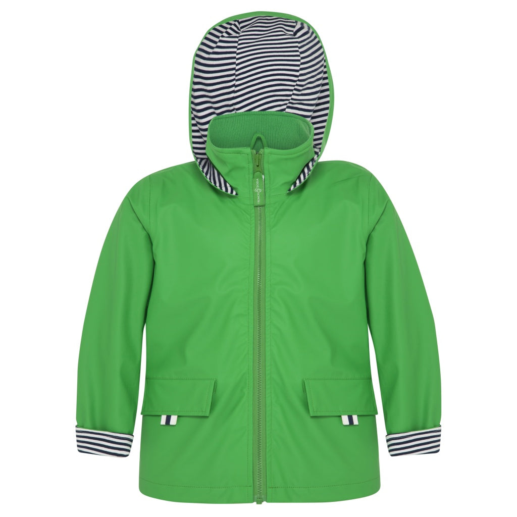 French Soda Zip Raincoat