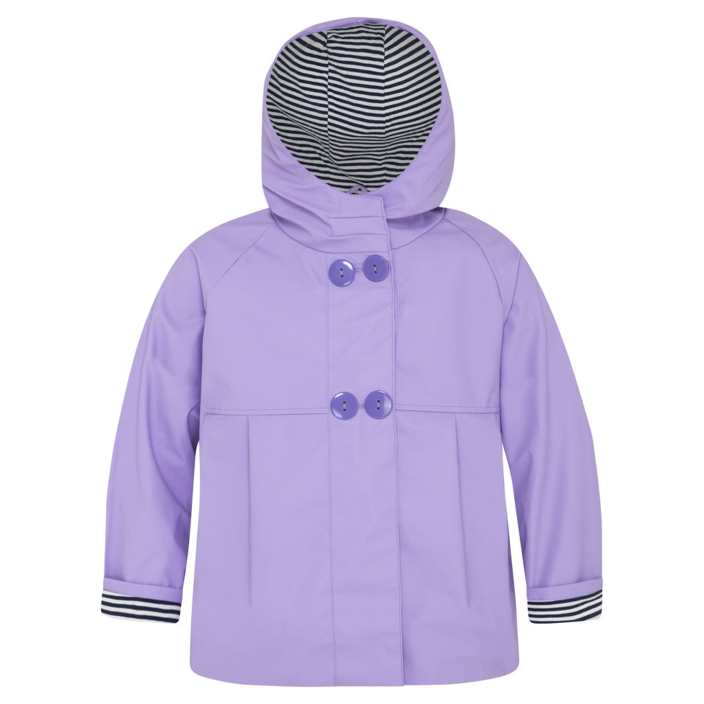 Purple Girls Rainjacket