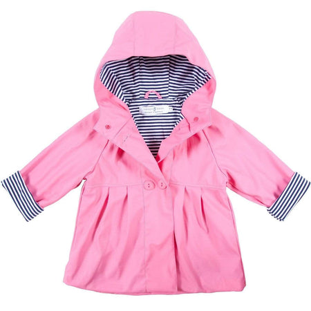 Pink Girls Raincoat