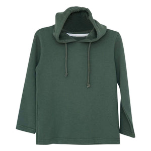 Hoodie - Olive Green - Size 2 Only