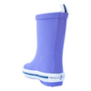 Kids gumboot - purple
