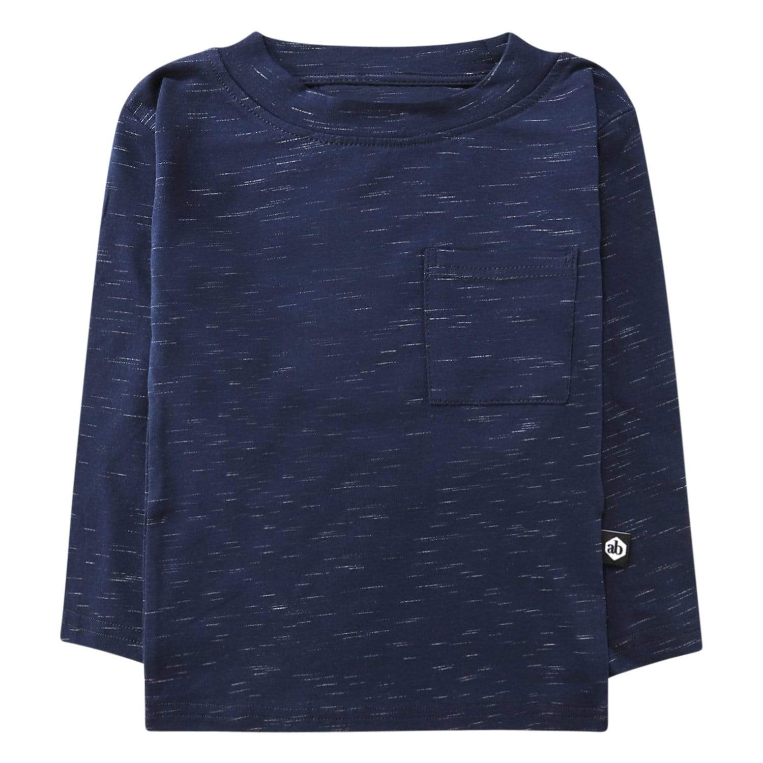 Long Sleeve Tee - Navy - Size 3 Only