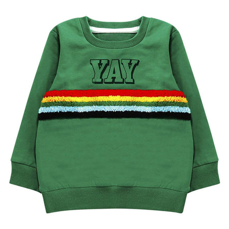Yay Jumper - Green