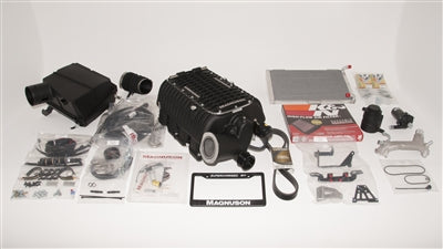 07-18 TOYOTA TUNDRA 3UR-FE 5.7L V8 SUPERCHARGER SYSTEM