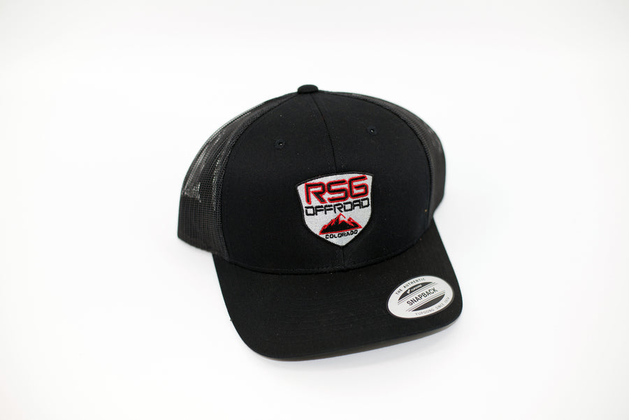 RSG Offroad Snapback Hat