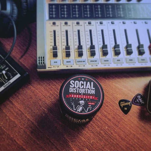 Music And Pomade, Oil Based