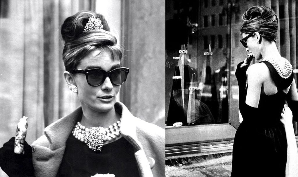 Breakfast at Tiffany's Hair Tutorial