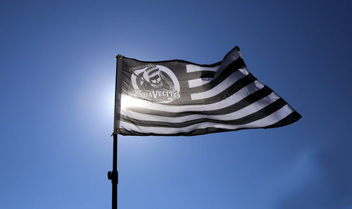 Suavecito Pomade Pirate Flag