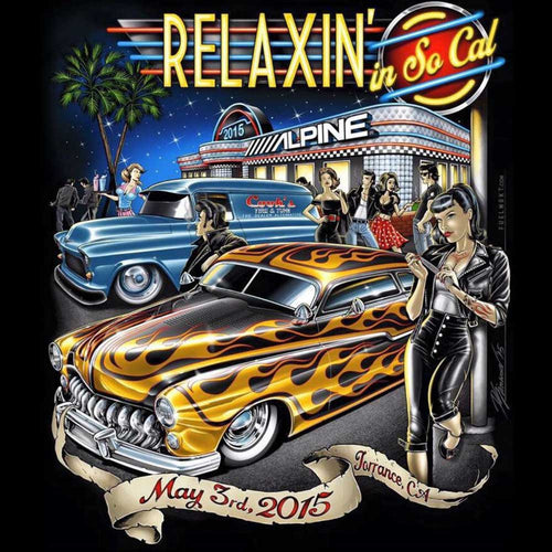 Cook's Tire & Tune Presents<br />Relaxin' in So Cal