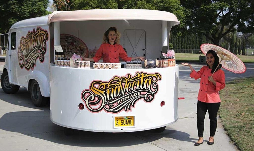 "Suavecita's New ""Roll O Vend"" Trailer"