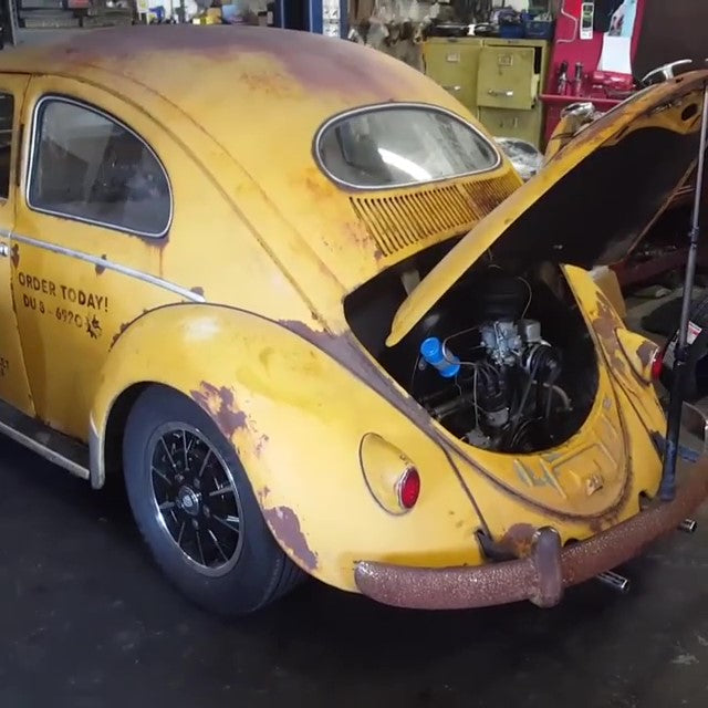 Volkswagen Bug Right-Hand Oval Window