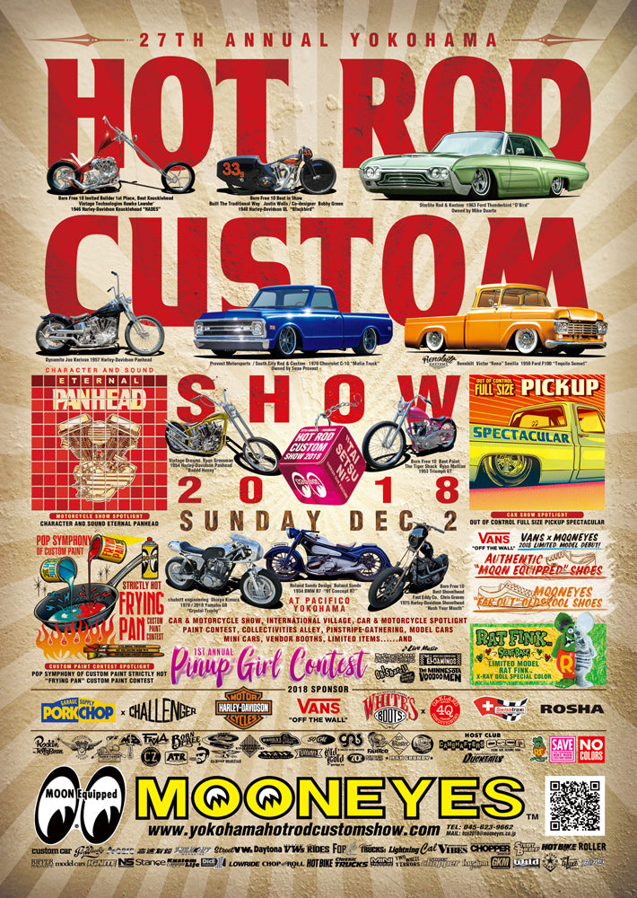 27th Annual Yokohama Hot Rod Custom Show