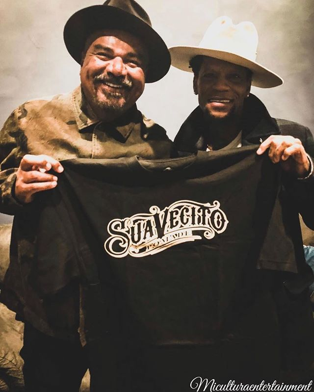 George Lopez and DL Hughley