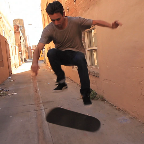 Screen Shot From Suavecito Pomade Presents: The Kidnapping of Ben Fisher