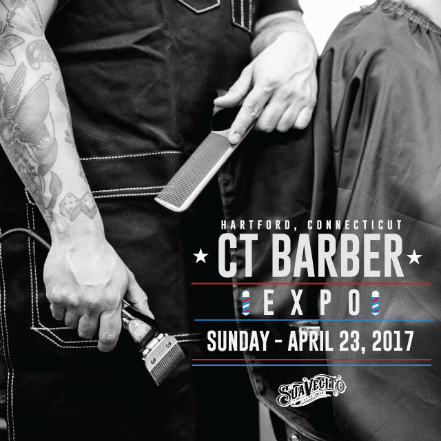 CT Barber Expo 2017 FLYER