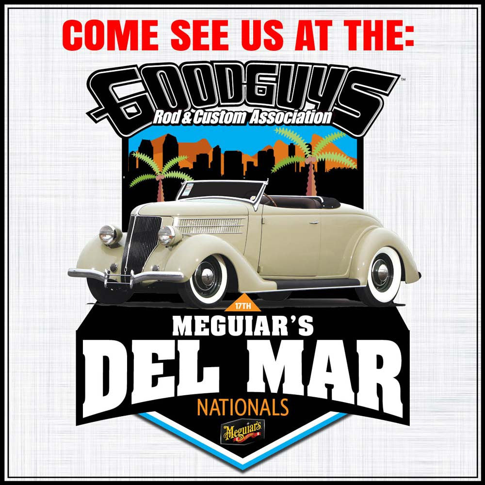 Goodguys Del Mar Nationals