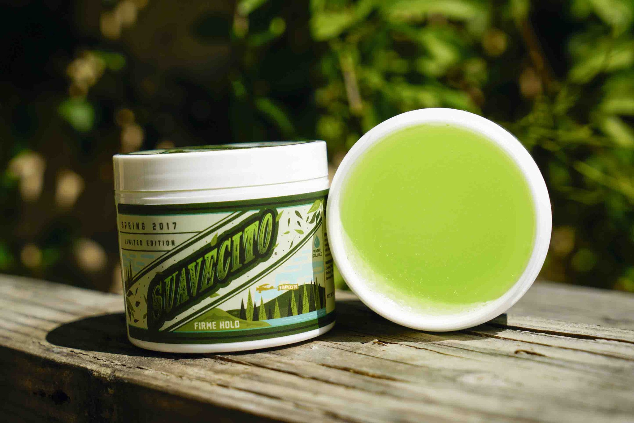 Eucalyptus Parsley - Spring Pomade - Bench suavecito pomade seasonal pomade
