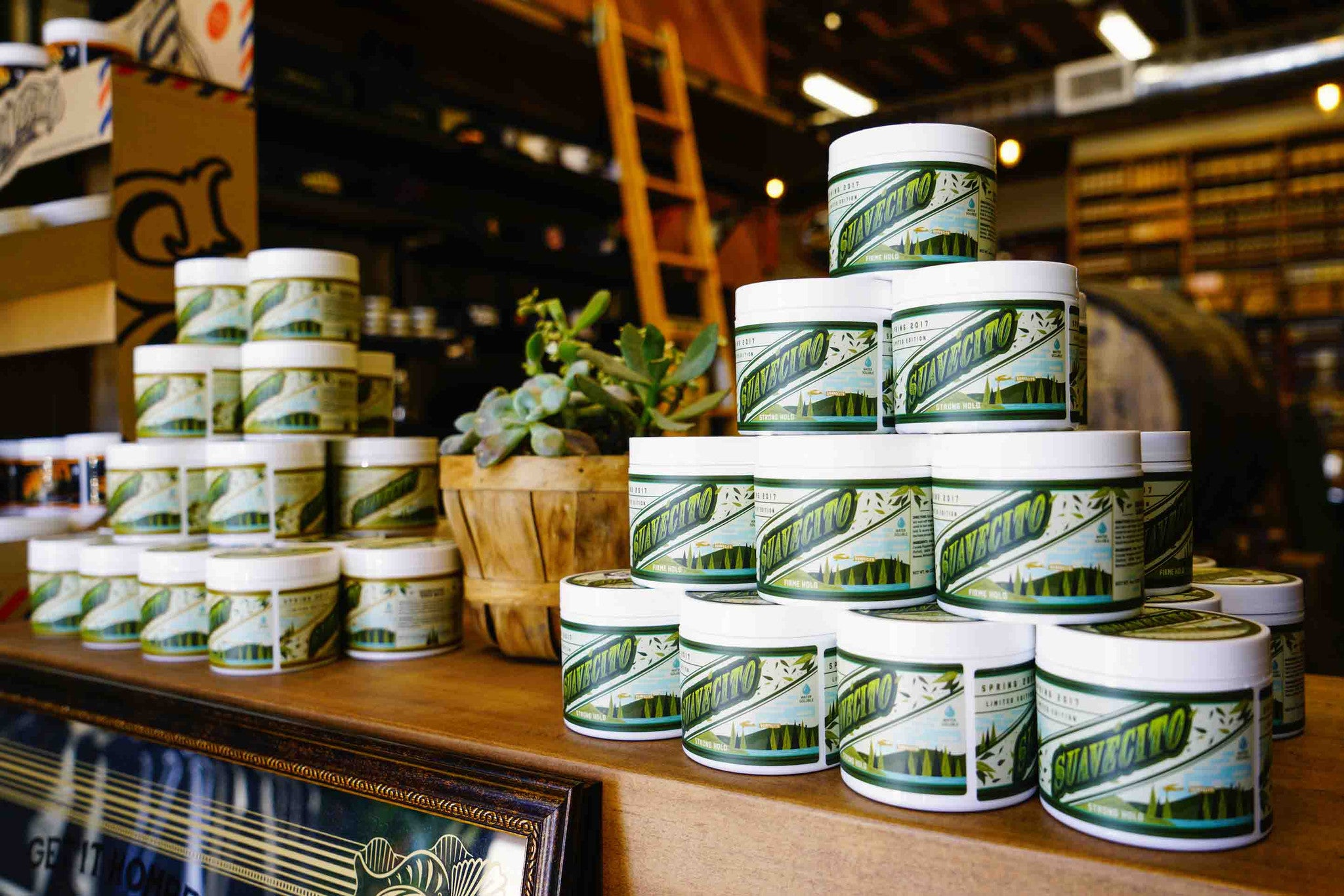 Inside the suavecito pomade headquarters in santa ana california